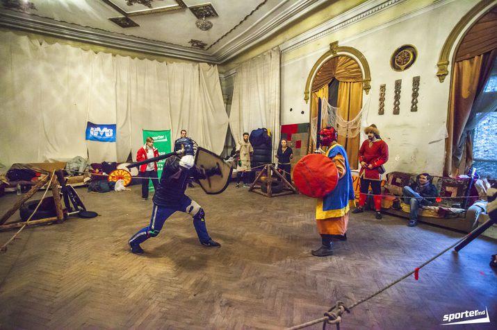 спортивный меч, исторический средневековый бой