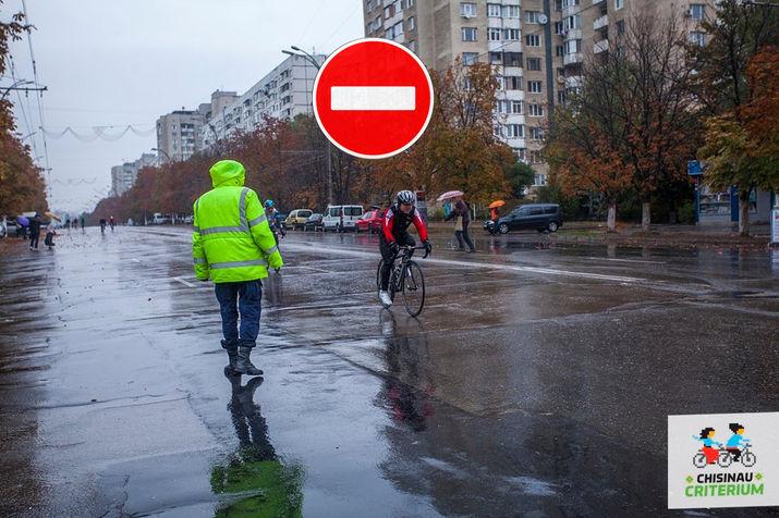 chisinau criterium, дорожное движение