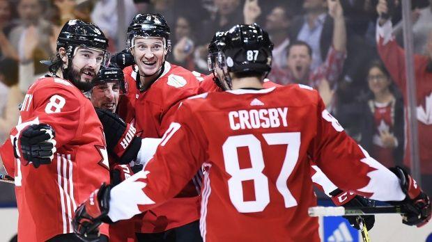 европаканада, кубок мира по хоккею