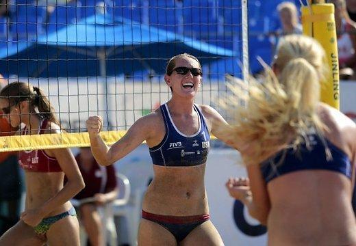 пляжный волейбол, чемпионате мира 2014