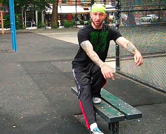 приседания, street workout
