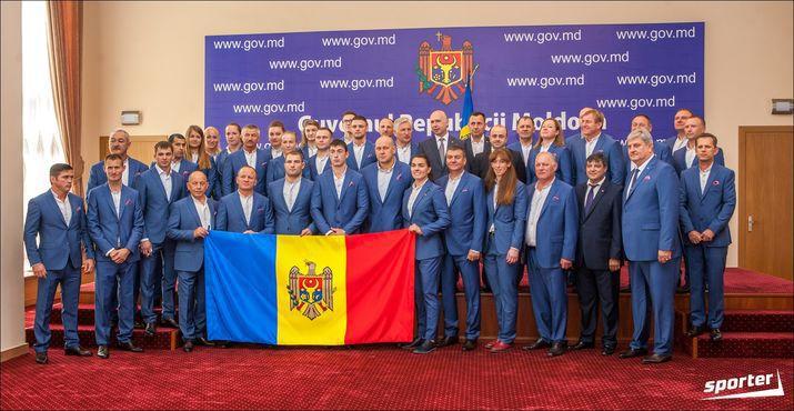 олимпиада в рио, молдова в рио