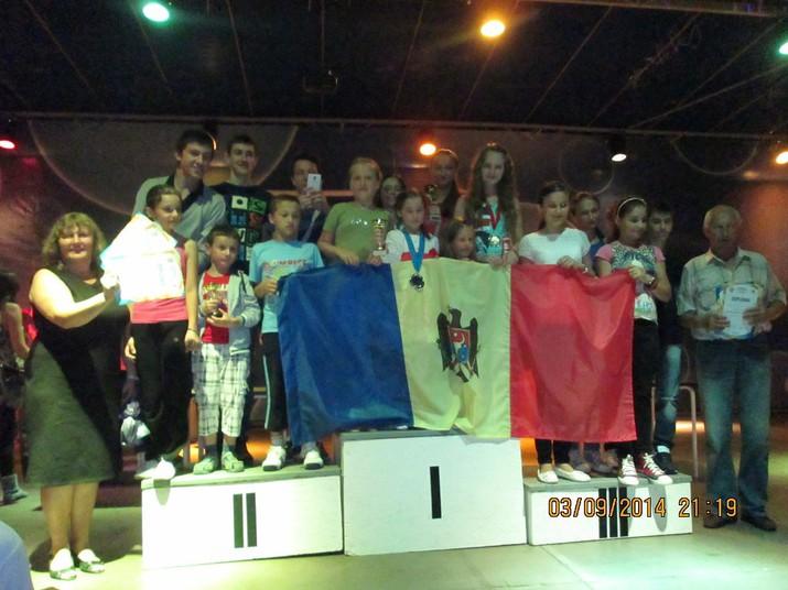 кранево, сборная молдовы