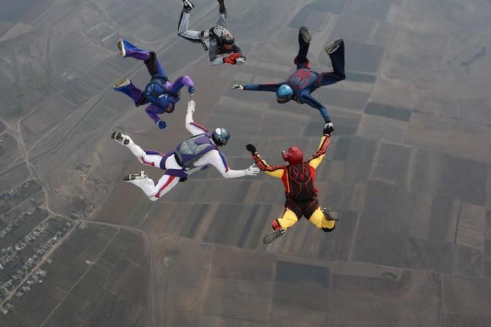 парашютный спорт, кубок авдармы