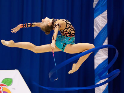 юлия любомейская, художественная гимнастика