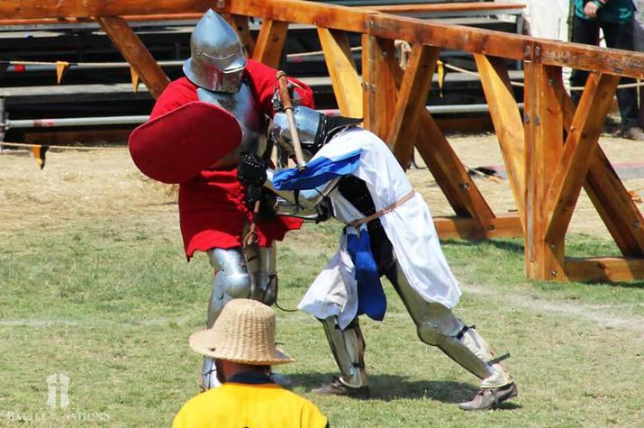 moldavian knight, клуб spada moldovei