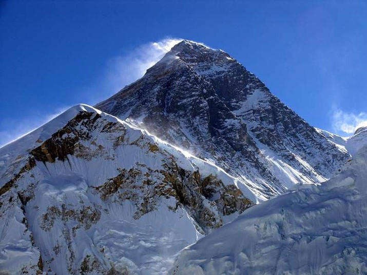 10 фактов, эверест