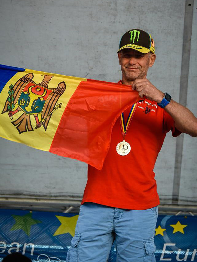 sporter, румынский триатлон