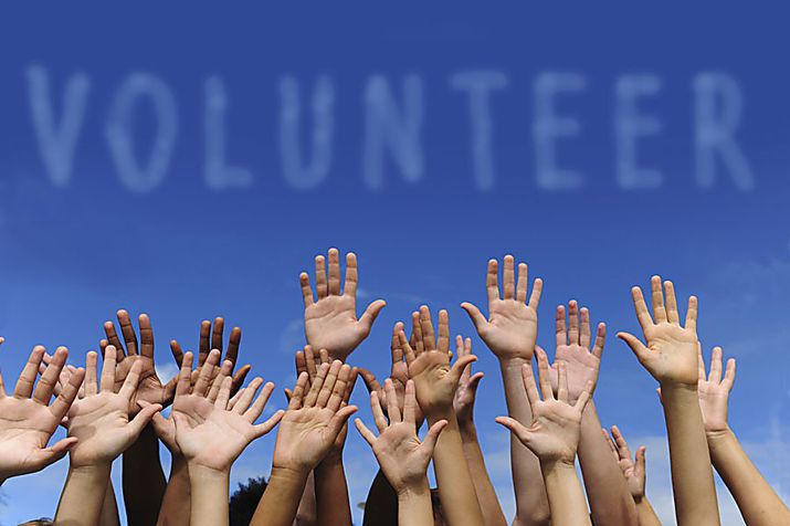 набор волонтеров, велогонка