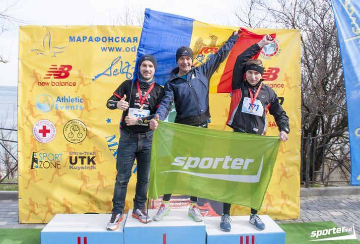 maraton odessa, rezultate