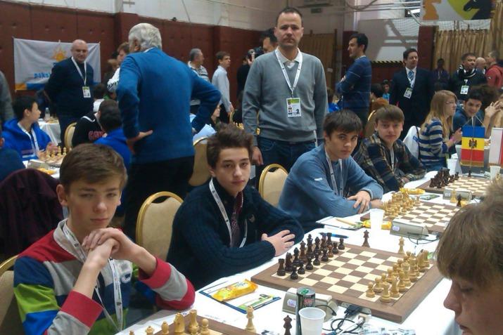 шахматная олимпиада, дмитрий светушкин