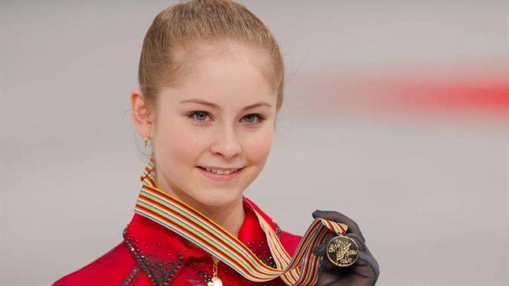 юлия липницкая, конька