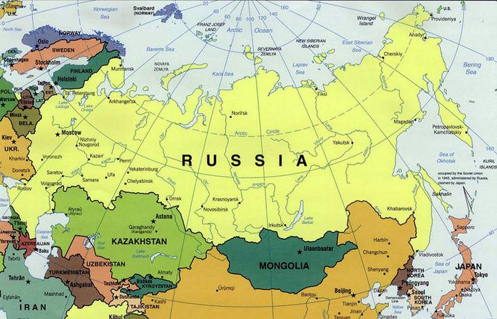 Rusia Isi Mai Lărgeste Teritoriul Cu 50 000 De Kilometri