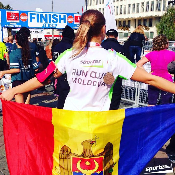 chisinau marathon, sporter run