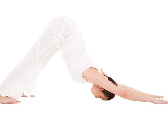 асаны, йога