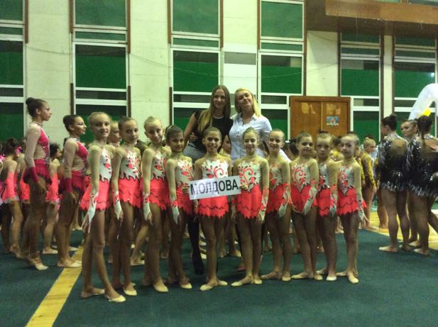 ассоциация эстетической гимнастики, agg gloria