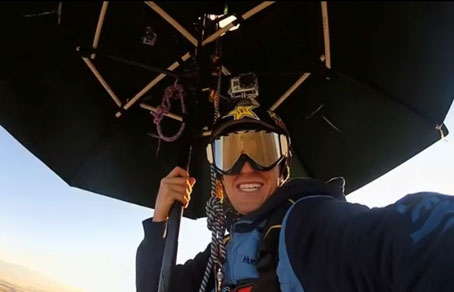 парашют, зонт