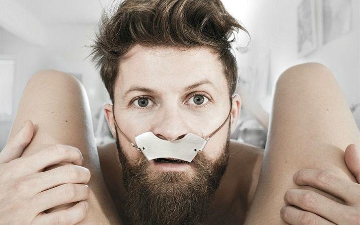 усы, борода