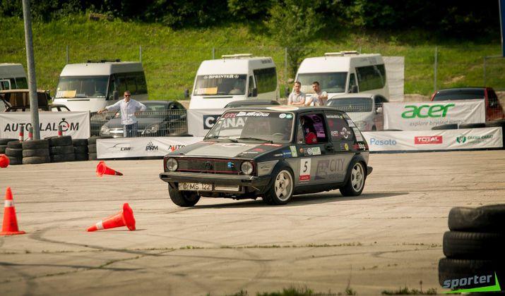 автослалом, чемпионат молдовы по автослалому