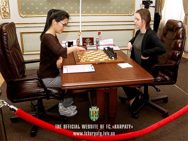 чемпионат мира по шахматам, мария музычук
