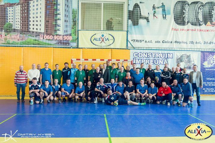 международный турнир по гандболу