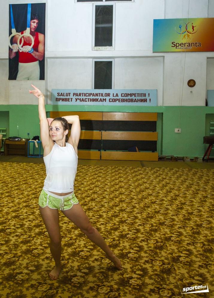 стриптиз гимнастика