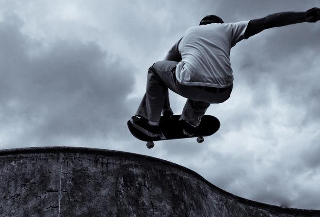 известные скейтбордисты, скейтбординг