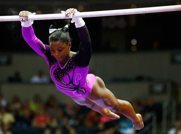 сборная сша, спортивная гимнастика