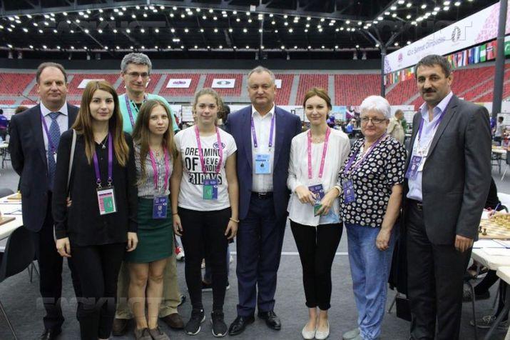 шахматная олимпиада