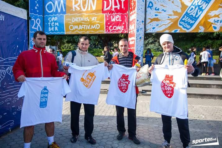 om run day, om around the world