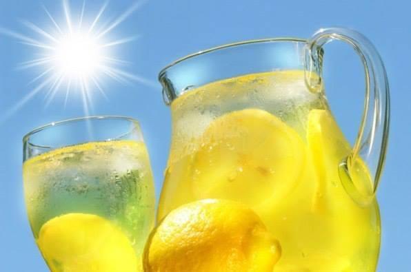 лимон, сок