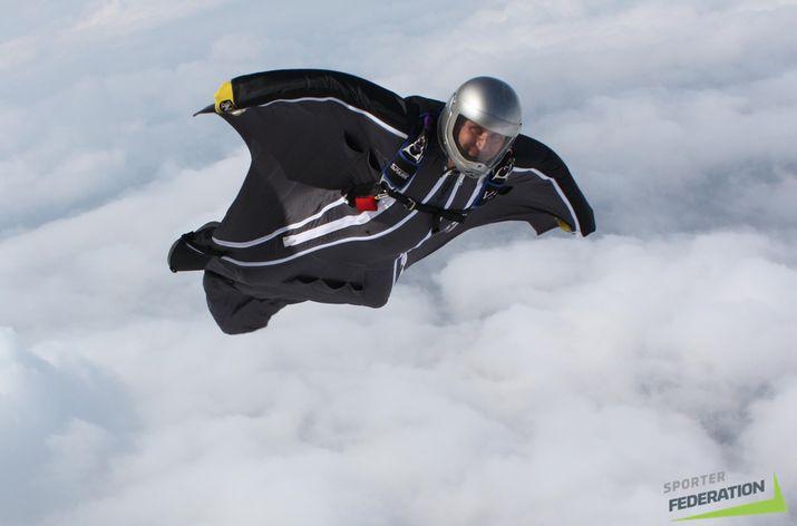 прыжок с парашютом, sporter federation