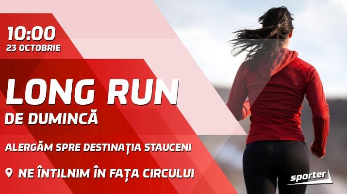 long run, sporter