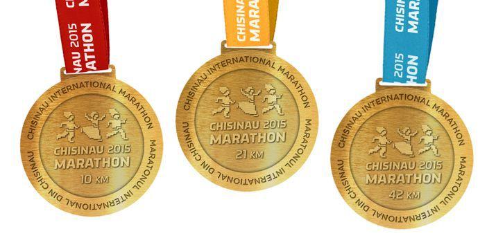 chișinău, medalii