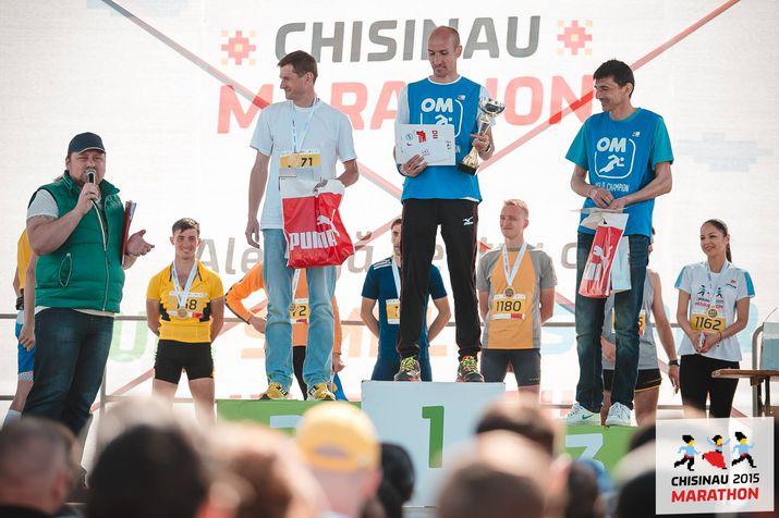 primul, maraton international