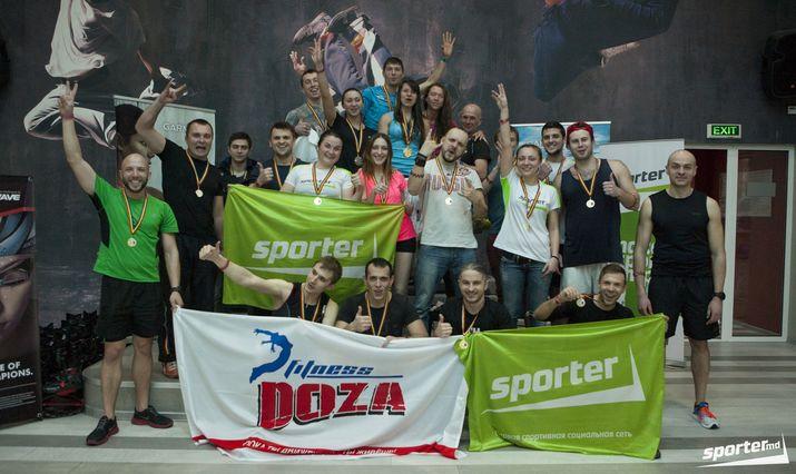 sporter, триатлон в молдове