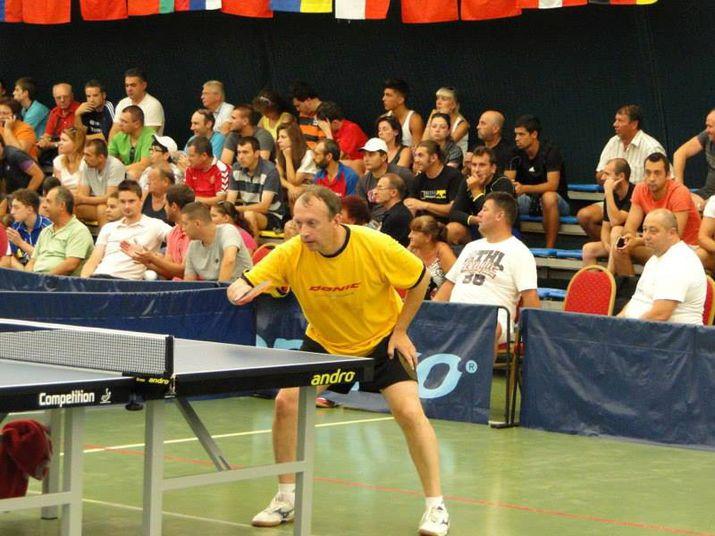 настольный теннис, albena open 2015