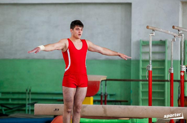 спортивная гимнастика, чемпионат молдовы