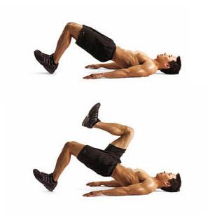 мышцы кора, тренировка
