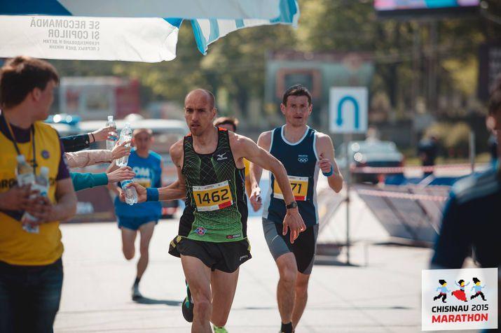 eveniment istoric, maraton chisinau