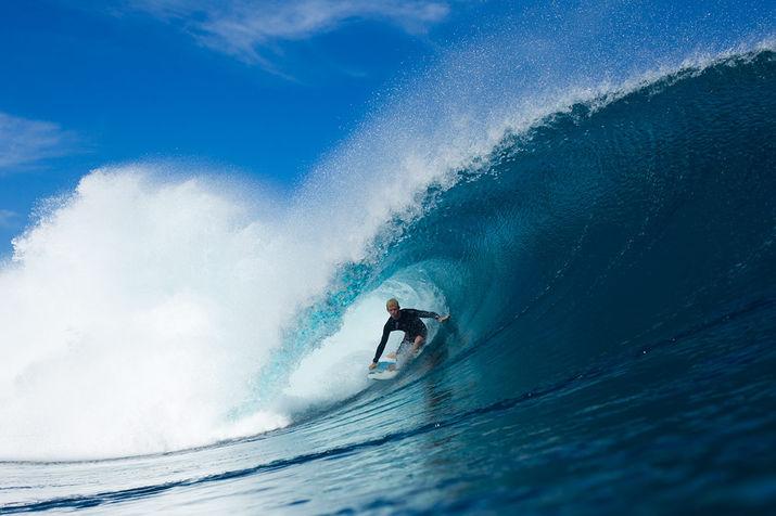 келли слейтер, сёрфинг