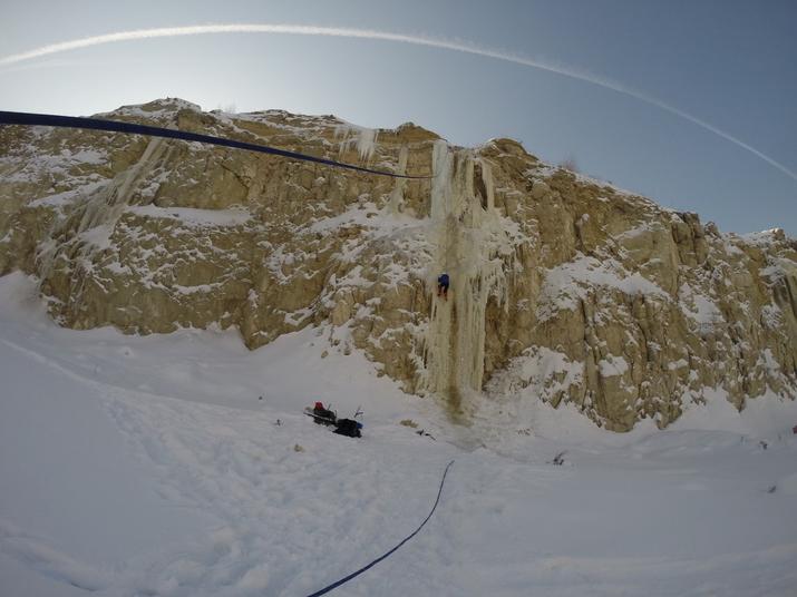 альпинизм, linia montana
