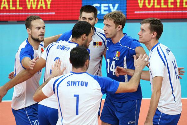 молдавский волейбол