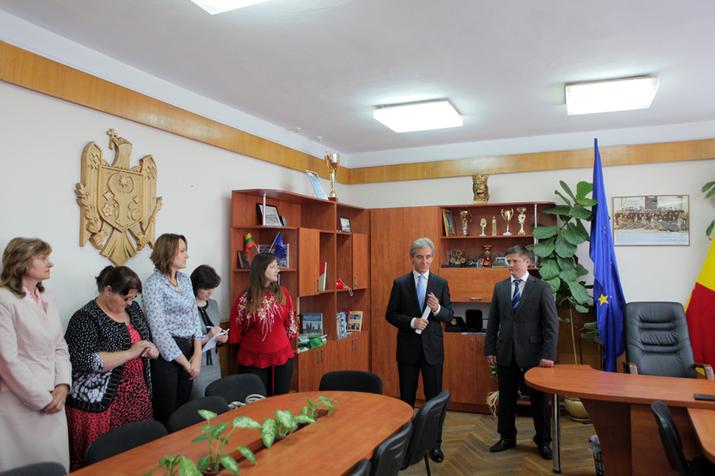 министерство молодежи и спорта, бодиштяну