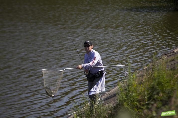озера суручень, ловля хищной рыбы