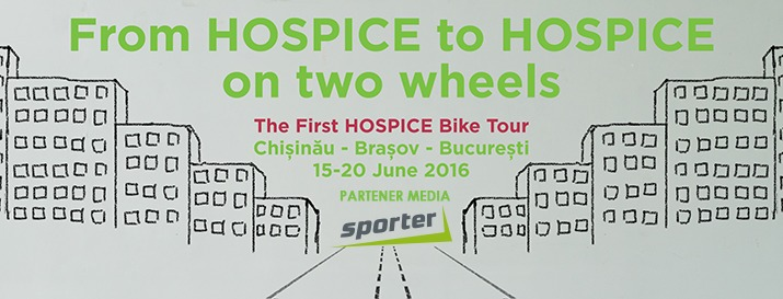 hospice cycling team, sporter