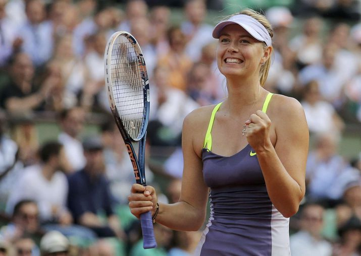 теннис, мария шарапова