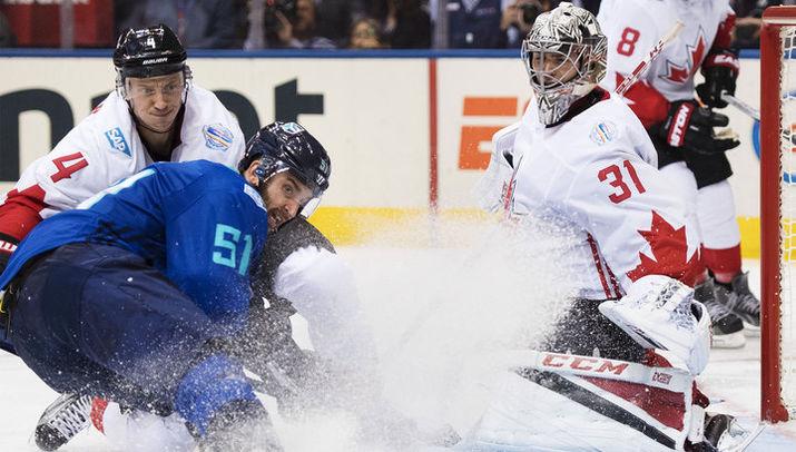кубок мира по хоккею, канадаевропа