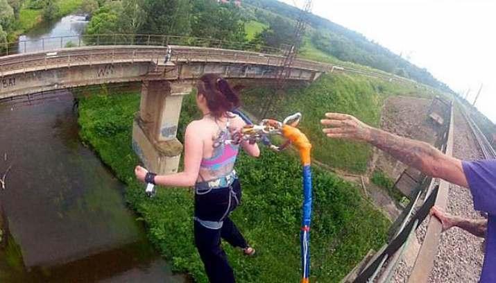 free fall suspension, экстремальный спорт