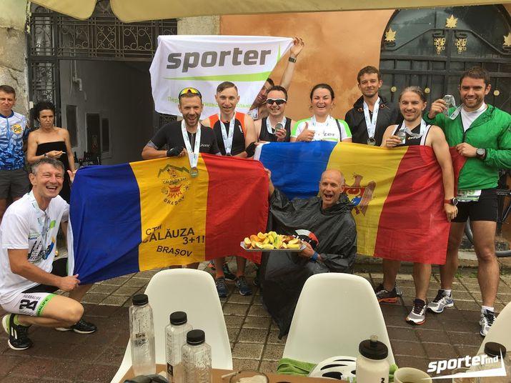 молдавские триатлеты, sporter triathlon